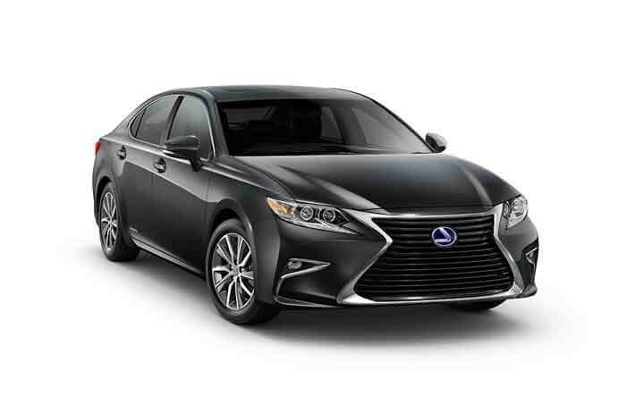 Lexus es300h lease