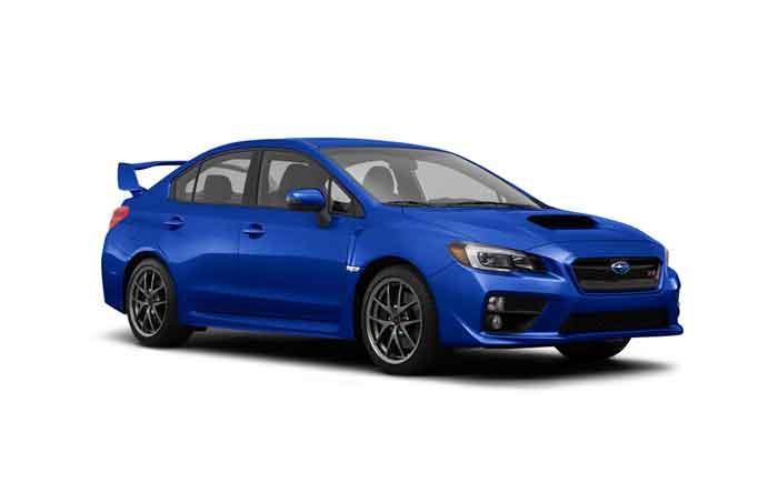 2018 Subaru Wrx Sti Lease New Car Lease Deals Specials Ny Nj